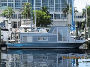 Used Nauta Line House Boat For Sale