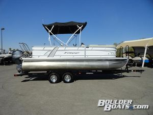 Used Starcraft EX 22 C Pontoon Boat For Sale