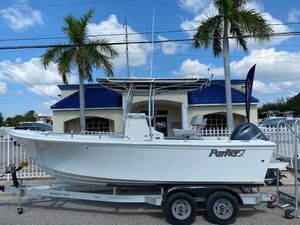 New Parker 21 Center Console Center Console Fishing Boat For Sale