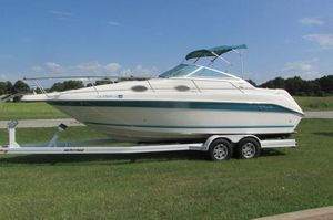 Used Sea Ray 250 Cuddy Cabin Boat For Sale