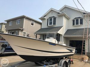 Used Hydra-Sports 22 Ocean Skiff Center Console Fishing Boat For Sale