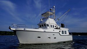 Used Nordhavn 40 Trawler Boat For Sale