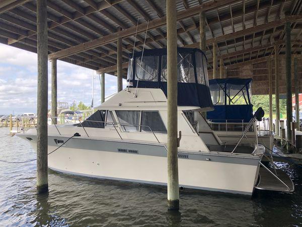 Used Silverton 34C Flybridge Boat For Sale