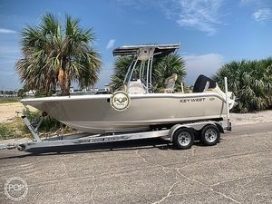 Used Key West 203FS Center Console Fishing Boat For Sale