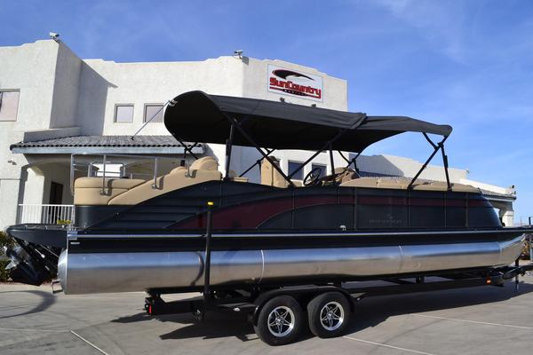 New Bennington 2875 QCW IO Pontoon Boat For Sale