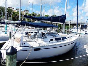 Used Hunter Legend 37.5 Sloop Sailboat For Sale