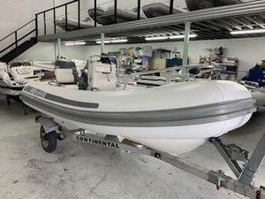 Used Novurania MX 380 Del Tender Boat For Sale