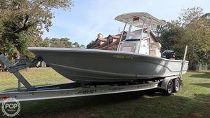 Used Sea Fox 240 Viper Center Console Fishing Boat For Sale