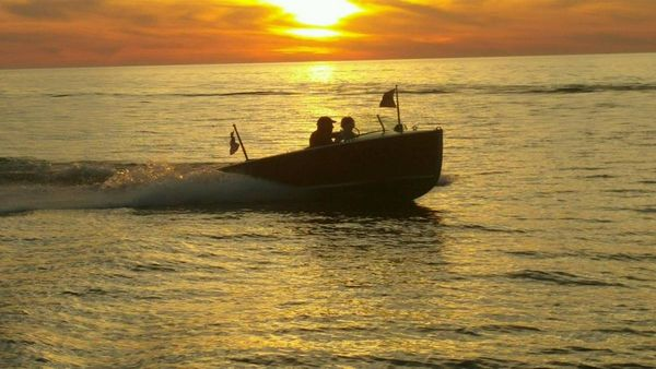 Used Hacker-Craft Commercial Boat For Sale