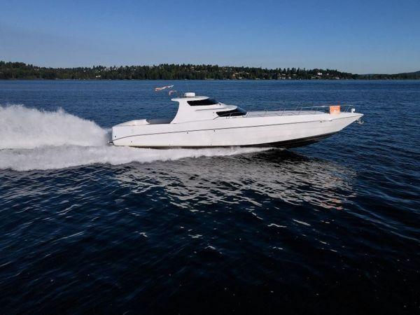 Used Phantom Motor Yacht For Sale