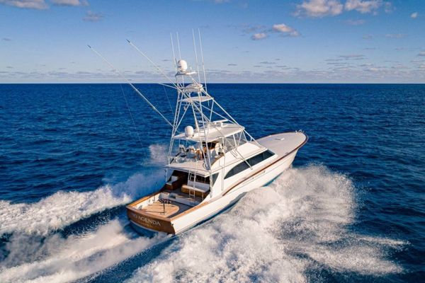 Used Rybovich 73 Convertible Sports Fishing Boat For Sale