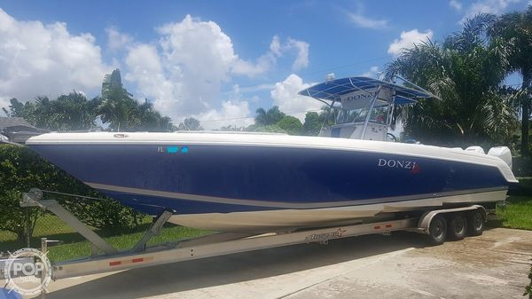 Used Donzi 38 ZF Center Console Fishing Boat For Sale