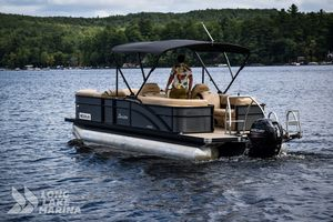 Used Barletta E22QC Cruiser Boat For Sale