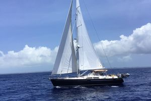 Used Moody 54 Cruiser Sailboat For Sale