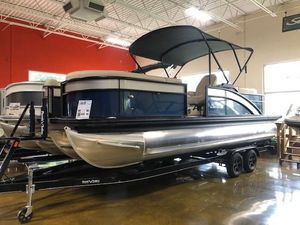 Used Barletta E22QC Pontoon Boat For Sale