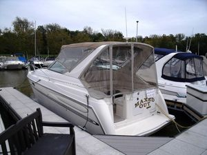 Used Maxum 3000 SCR Power Cruiser Boat For Sale