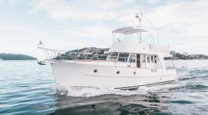 Used Beneteau Swift Trawler Cruiser Boat For Sale