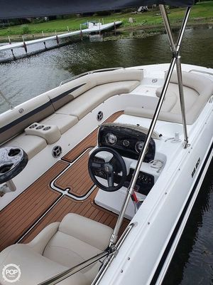 Used Hurricane SS201 Deck Boat For Sale