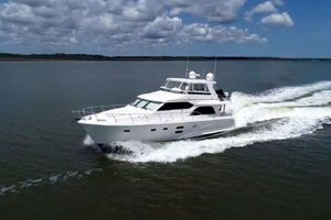 Used Hampton Pilothouse Motoryacht Pilothouse Boat For Sale