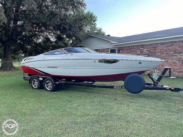 Used Stingray 225sx High Performance Boat For Sale