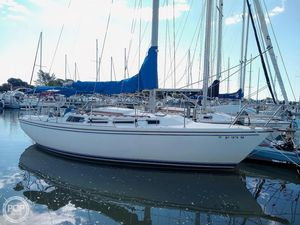 Used Catalina C-30 Tall Rig Sloop Sailboat For Sale