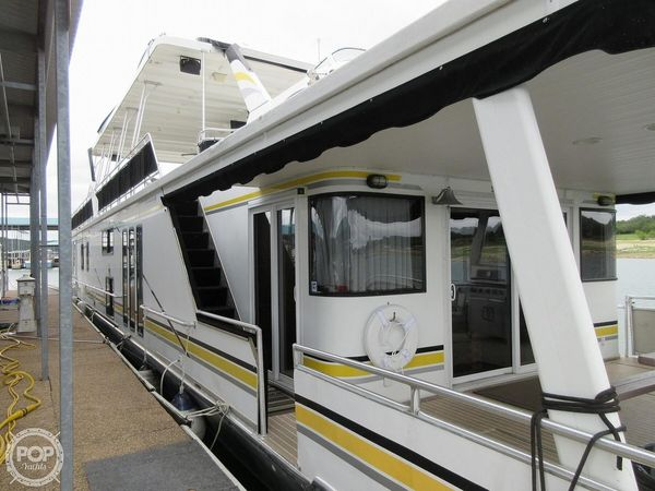 Used Sumerset 80 x 18 House Boat For Sale