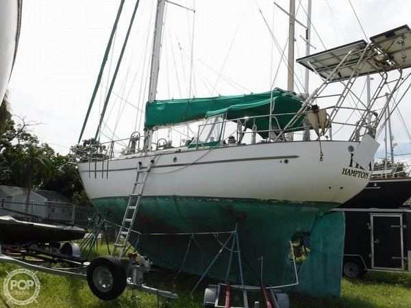Used Westsail 43 Racer and Cruiser Sailboat For Sale