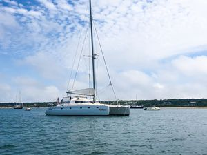 Used Fountaine Pajot Venezia Catamaran Sailboat For Sale