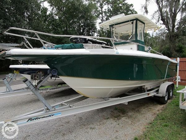 Used Stamas 250 Tarpon Center Console Fishing Boat For Sale