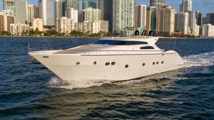 Used Tecnomar Velvet 90 Motor Yacht For Sale