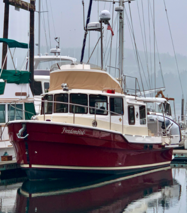 Used Ranger Tugs RT31 CB Cruiser Boat For Sale