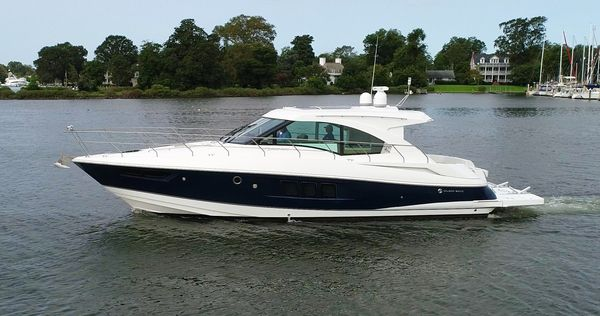 Used Cruisers 45 Cantius Express Cruiser Boat For Sale