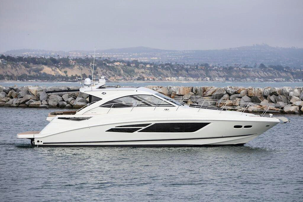 2015 Used Sea Ray Sport 510 Sundancer Motor Yacht For Sale
