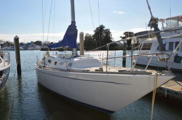 Used Morgan 42 Sloop Sailboat For Sale