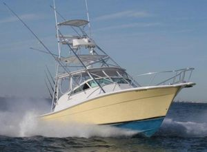 Used Topaz 33 Express Sports Fishing Boat For Sale