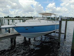 Used Intrepid 289 WAC Center Console Fishing Boat For Sale