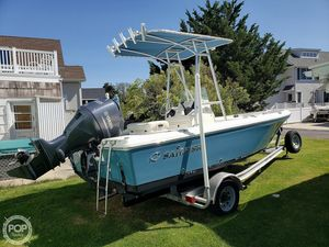 Used Sailfish 1900 Bay Boat Bay Boat For Sale