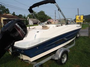 Used Bayliner P9563 Bowrider Boat For Sale