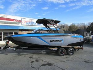 Used Malibu Wakesetter Lsv 23 Bowrider Boat For Sale