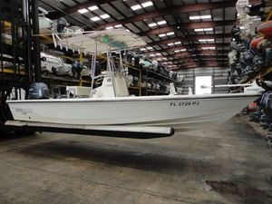 Used Pathfinder TRS 2200 Center Console Fishing Boat For Sale