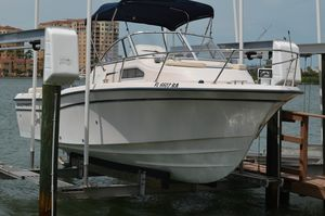 Used Grady-White Seafarer 226 Center Console Fishing Boat For Sale