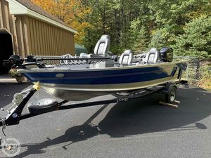 Used Lund 1600 SS Rebel Bass Boat For Sale