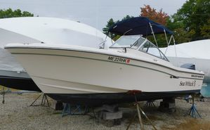 Used Grady-White 225 Freedom Cruiser Boat For Sale