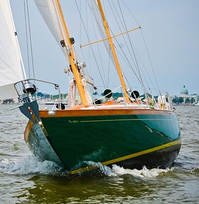 Used Rhodes Reliant Yawl Sailboat For Sale