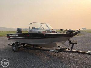 Used Tracker Targa V18 WT Aluminum Fishing Boat For Sale