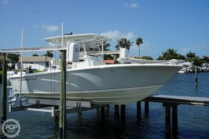 Used Clearwater 2508 CC Center Console Fishing Boat For Sale