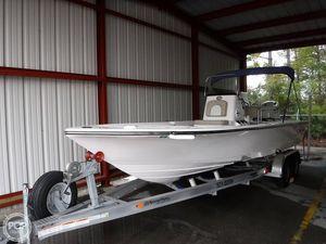 Used Sea Born FX22 Bay Sport Bay Boat For Sale