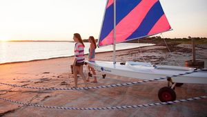 New Laser Boats Laser 14 Daysailer Sailboat For Sale
