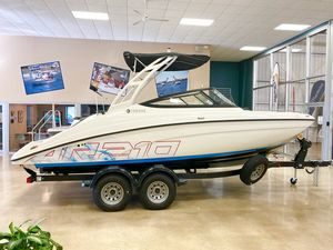 New Yamaha Boats AR 210 Jet Boat For Sale