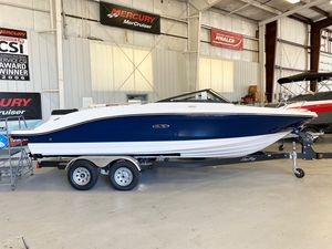 New Sea Ray SPX 210 Power Cruiser Boat For Sale